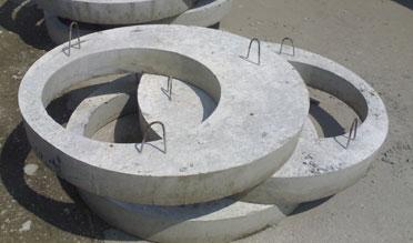 Железобетонные кольца в Харькове